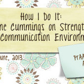 How I Do It: Marlene Cummings on Strengthening the Communication Environment | AAC and Literacy- Bridging the Gap | Scoop.it