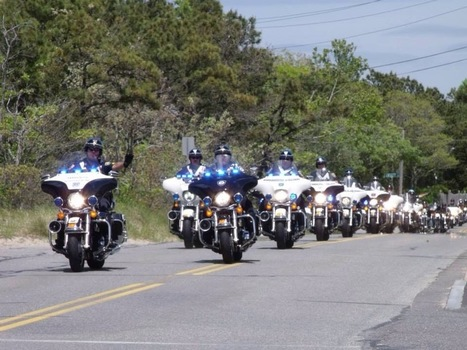 Yarmouth to host police motorcycle training   Stuka78   Scoop.it