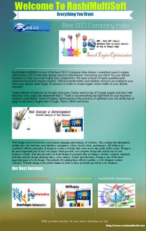 Best SEO Company India | SEO Service India | Scoop.it
