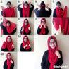 Tutorial Hijab Modern (Cara Memakai Jilbab Paris) Trend 2014