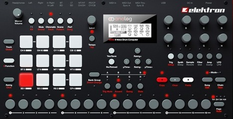 Elektron Analog Rytm Overview   Gear Acquisition Syndrome   Scoop.it