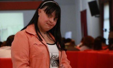 Noelia : la première maîtresse de maternelle trisomique argentine | Prix OCIRP Handicap | Scoop.it
