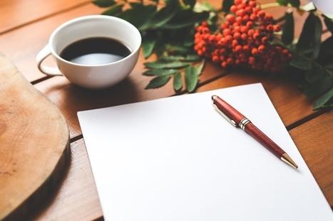 Un calendrier éditorial sur son blog : oui ou non ? - La Fille de l'Encre | Web, Réseaux sociaux, Communication digitale | Scoop.it
