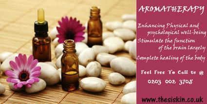 Aromatherapy   Thesi skin   Scoop.it