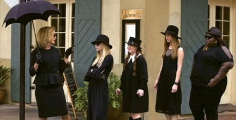 American Horror Story Coven: Who Will Be The Next Supreme? - NewNowNext | Horror and Fantasy TV | Scoop.it