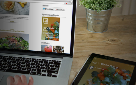 Flipboard Badges and Widgets Go Live! | Everything Marketing You Can Think Of | Scoop.it