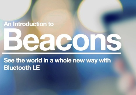 Apple Releases iBeacon Specification - BEEKn | Embedded systems | Scoop.it