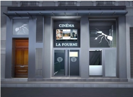 Lyon : Le cinéma La Fourmi rouvre ses portes en septembre | Art contemporain et culture | Scoop.it