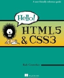 Hello! HTML5 & CSS3 - iProgrammer | HTML5 News | Scoop.it
