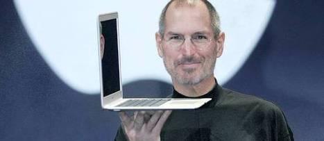 Steve Jobs, un bon modèle pour les étudiants des écoles de ... - Le Point   Web Informatique Design Management   Scoop.it