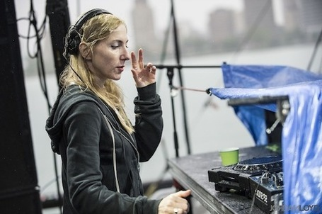 Ellen Allien on her early love of electronic music, running Bpitch Control, and Detroit's Movement Festival | DJing | Scoop.it