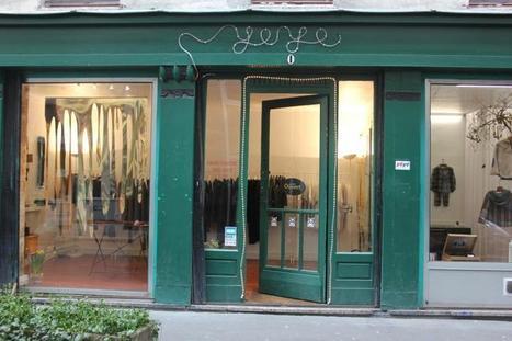Yéyé Store : boutique concept pas comme les autres - PARIS 10e   Parisian'East : une virée shopping ? Commerces préférés de la communauté urbaine des amoureux de l'Est Parisien.   Scoop.it