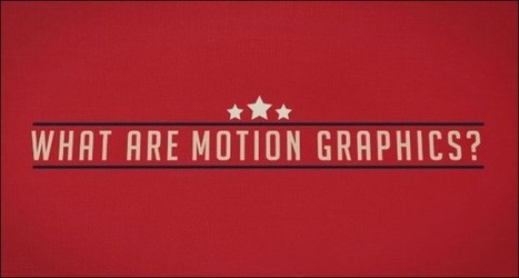 Make Your Infographics Come Alive With A Motion Graphic Video | SEO PALERMO | Scoop.it