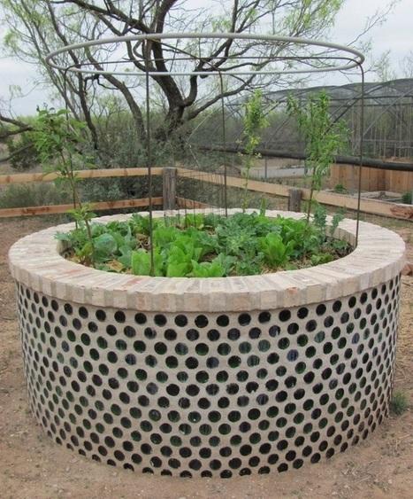 Keyhole Gardens | Eco Construction | Scoop.it