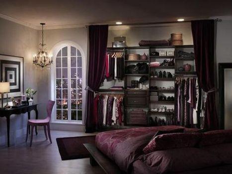 DIY Closets That Stun With Aesthetics | Designing Interiors | Scoop.it