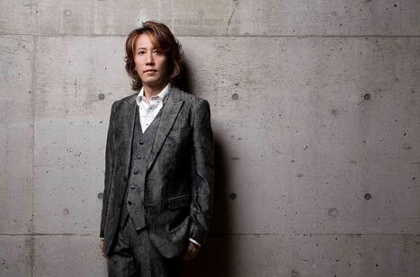 "TOSHIKI KADOMATSU performance2014 ""THE MOMENT""   Facebook   Human Resources   Scoop.it"