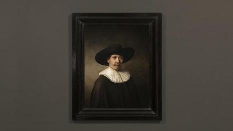 The next Rembrandt is geprint | BlokBoek e-zine | Scoop.it