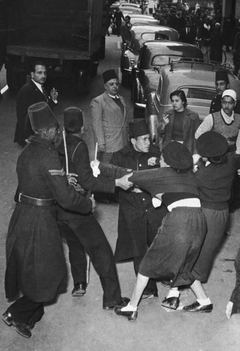 Egypt's 1952 revolution and military rule, a history in photos | Als Return to Education | Scoop.it