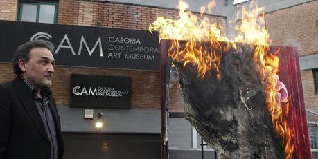 Un musée italien brûle ses œuvres pour protester contre les coupes budgétaires | Union Européenne, une construction dans la tourmente | Scoop.it