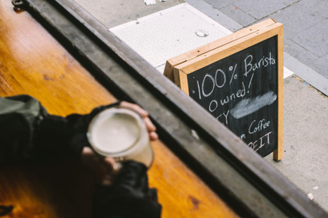 How 3 Baristas Built Their Coffee Shop for the Price of One Espresso Machine ! | Coffee News | Scoop.it