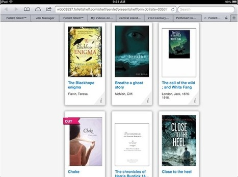 eBooks: Delve into Digital — Library Connections   A collection for the teacher librarian   Scoop.it