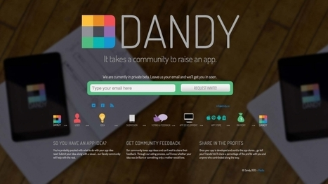 Daily Feature, Dandy | StartupLi.st | Dandy Media Coverage | Scoop.it
