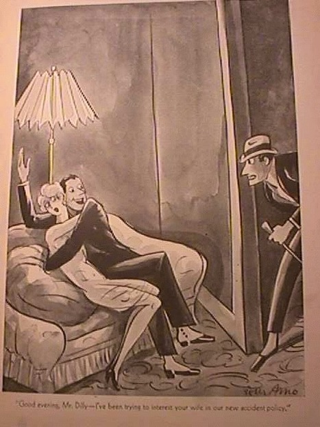 The Art of Peter Arno | Sex History | Scoop.it