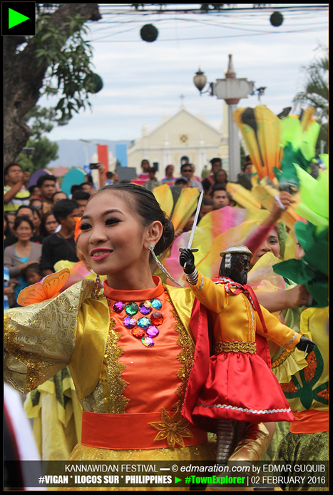 [Vigan] ► Blog Coverage: Kannawidan Festival's First Street Dancing | #TownExplorer | Exploring Philippine Towns | Scoop.it