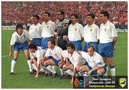 Campeones de la Recopa de Europa de 1995 | RZaragozaYMas | Scoop.it