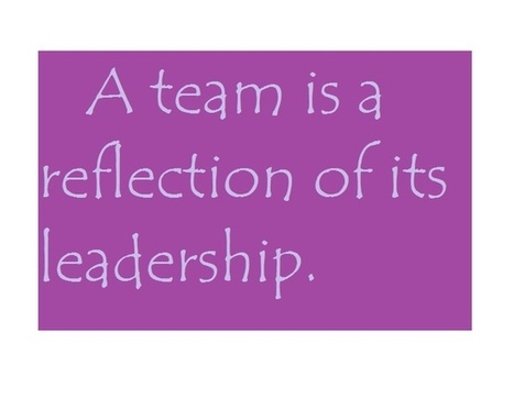 Managers, look in the mirror... | Surviving Leadership Chaos | Scoop.it