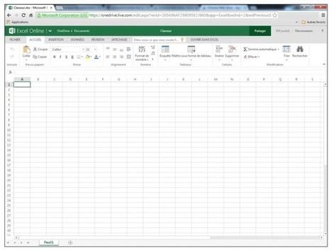 Tutoriel : utiliser les applications sur Google Chrome   Time to Learn   Scoop.it