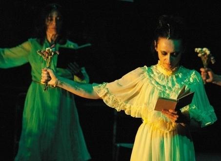 Le Théâtre à vif d'Angelica Liddell   Déboraconte   Scoop.it