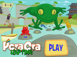 Educational Virtual World Pora Ora Launch New Learning Game Apps | Educational Apps & Tools | Scoop.it