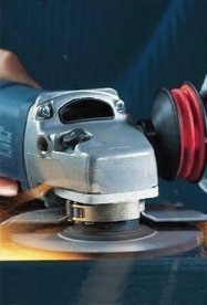 Naufsarshop : Bosch 1810PS 4-1/2-Inch Paddle Switch Grinder with Lock-On Switch | bosch 1810ps 2 inch grinder lock on | Scoop.it