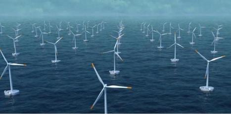 Ideol lève 7 millions d'euros pour ses fondations éoliennes flottantes | Innovation & Développement Durable | Scoop.it