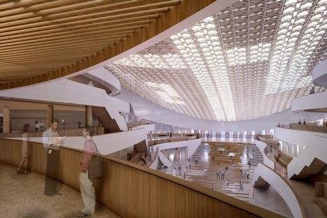 Design for Baghdad's New Mega-library | Librarysoul | Scoop.it