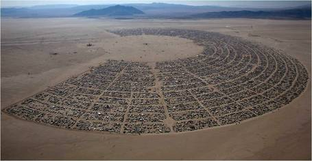 Burning Man at 25 years | Cultural Geography | Scoop.it
