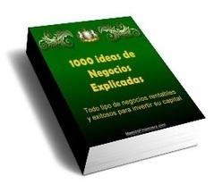 1000 ideas de Negocios explicadas Descarga el  libro gratis   TIMOTEO   Scoop.it