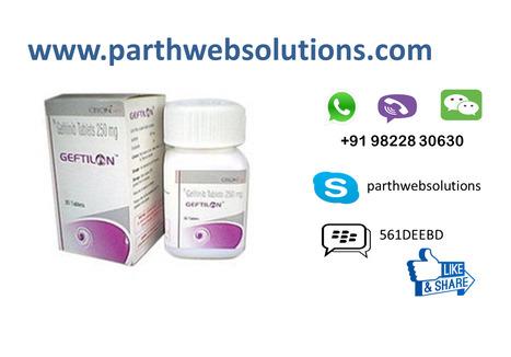 Geftilon Gefitinib Tablets (250 mg) 10 Tablets | Pharmacy Dropshipping | Scoop.it