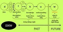 DIKW - Wikipedia, the free encyclopedia | Innovation and the knowledge economy | Scoop.it