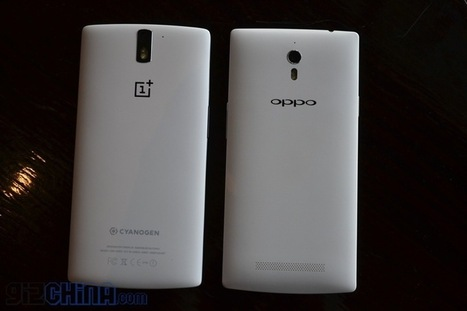 OnePlus One hands on and first impressions - Gizchina.com | iMela & Affini | Scoop.it