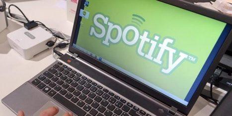 20 minutes - Spotify a creusé ses pertes sur fond d expansion - News | Sowprog | Scoop.it