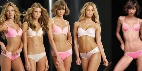 Ben 23 taglie di reggiseni e push up per Victoria's Secret | Moda Donna - sfilate.it | Scoop.it