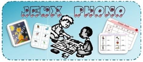 Jeux Phono pour travailler les syllabes | Remue-méninges FLE | Scoop.it