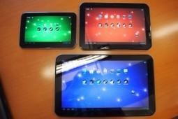 Toshiba Excite, tablets ultradelgadas desde las 7.7 hasta las 13 pulgadas | Mobile Technology | Scoop.it