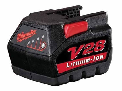 MILWAUKEE V28 Power Tool Battery, MILWAUKEE V28 Drill Battery | Australia Power Tool Battery | Scoop.it