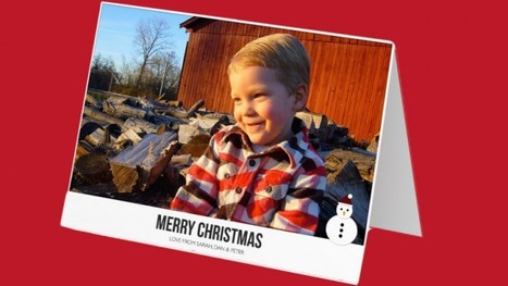 Your Holiday Cards, Sent in Bulk via Facebook [EXCLUSIVE] | SM | Scoop.it