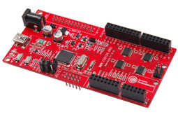 Embedded Pi board connects Raspberry Pi, Arduino and 32bit ARM mcu - New Electronics | Raspberry Pi | Scoop.it