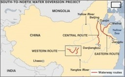 Diverted opportunity: Inequality and what the South-North Water Transfer Project really means for China | China's Water Crisis | Scoop.it