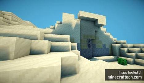 Smoothtex Texture Pack Minecraft 1.6.2/1.6.1/1.5.2 | Minecraft EON | ionut123 | Scoop.it